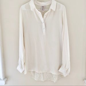 Never worn: Silk Blouse from Anthropologie